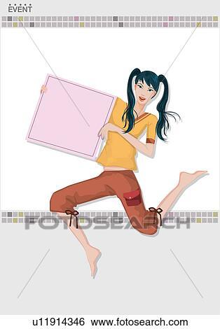 Large Teen Art Board 45