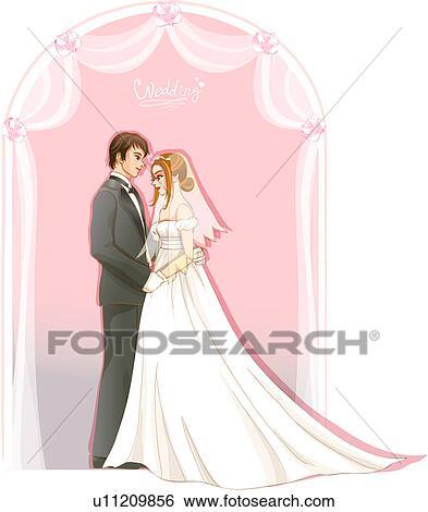 archivio foto matrimonio