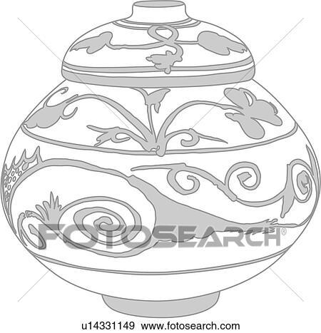 图库 陶瓷, 器皿, 文化, 财产, traditon, 韩国, 文化, 陶器 u