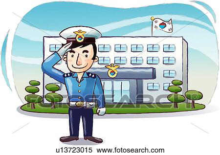 Police station clipart  Police station Illustrations and Clipart. 221 police station ...