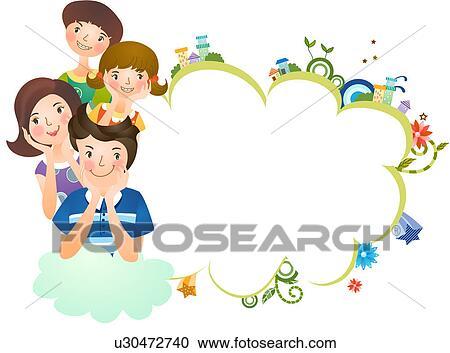 primeros planos familia