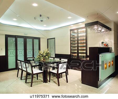 banques de photographies vie architecture d coration int rieure int rieur int rieur art. Black Bedroom Furniture Sets. Home Design Ideas