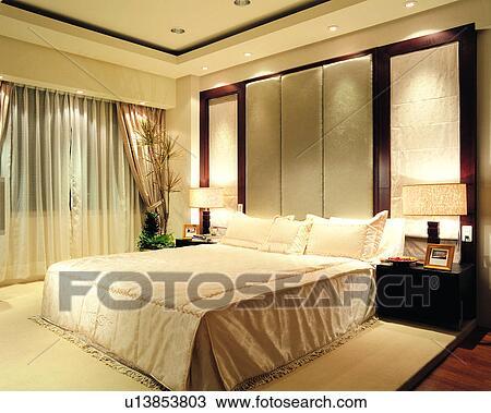 Banque de photo style de vie plancher bois d coration - Style de decoration interieure ...