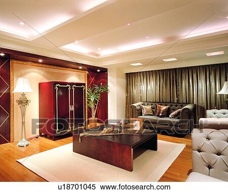 banque d 39 image espace meubles chaise vie d coration int rieure style de vie d coration. Black Bedroom Furniture Sets. Home Design Ideas