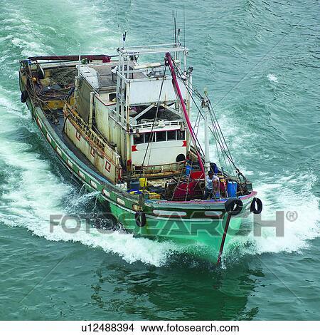 foto barco pesqueros: