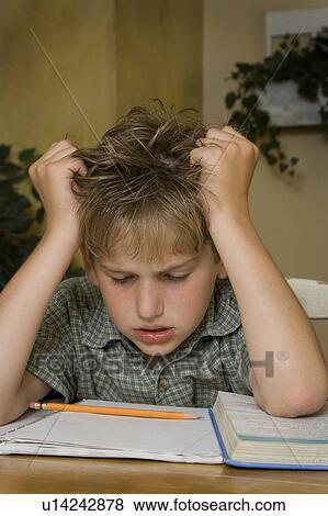 hair clip homework