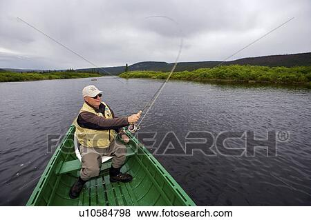 Pictures Of Fishing Guide At Rifflin 39 Hitch Lodge Fly