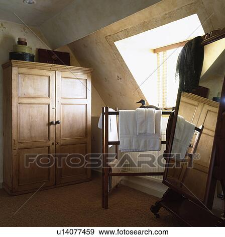 Old Attic Bedroom