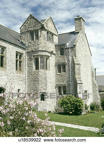 Archivio fotografico esterno di fortificato casa for Disegni casa castello