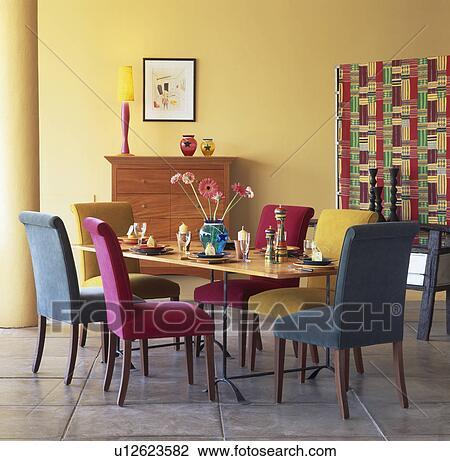 Table salle manger rose for Salle a manger jysk