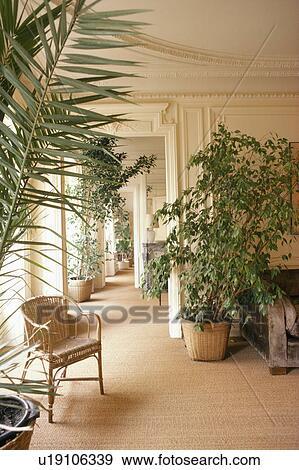 Archivio fotografico sisal moquette e alto verde - Soggiorno in francese ...