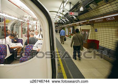 the tube london dansk