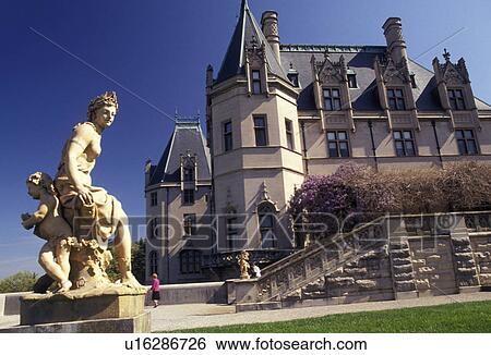 Archivio di immagini biltmore casa castello biltmore for Disegni di casa chateau francese