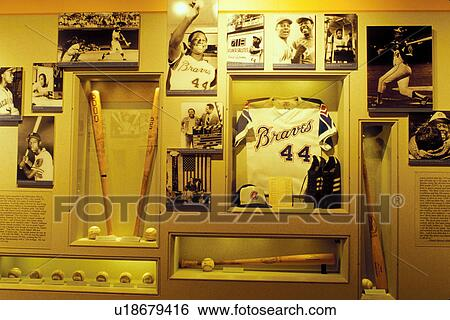 stock image hall of fame baseball cooperstown ny new york