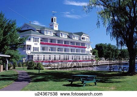 Picture New Hampshire Resort Lodge Inn Hotel Meredith Nh