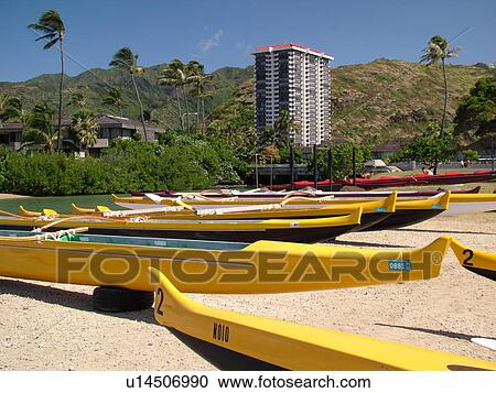 Stock Photography of Kuliouou, Oahu, Honolulu, HI, Hawaii ...
