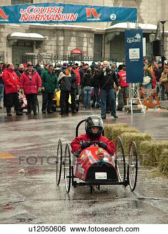 Stock images of quebec city quebec canada winter for Go kart interieur quebec