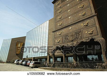 Stock photo of high point jamestown nc north carolina for Furnitureland south