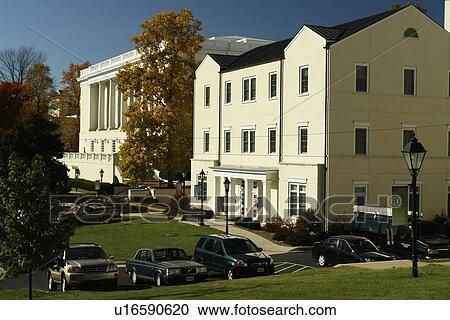 Stock Photography of Staunton, VA, Virginia, Shenandoah Valley ...