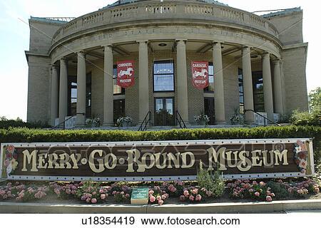 Merry Go Round Museum Sandusky Ohio Pictures 43