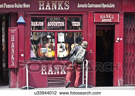 england guitar shop
