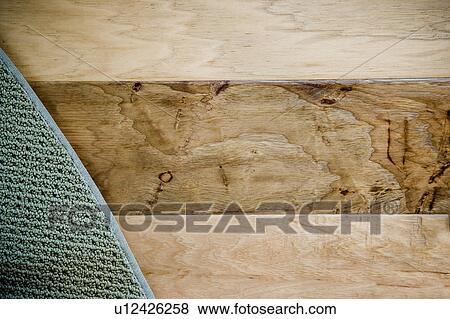 images tapis sur plancher bois dur u12426258 recherchez des photos des images des. Black Bedroom Furniture Sets. Home Design Ideas