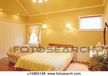 Billeder   interior, belysning, vinduer, vindue, belysninger ...