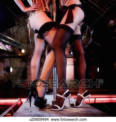 alto bailarines sexo
