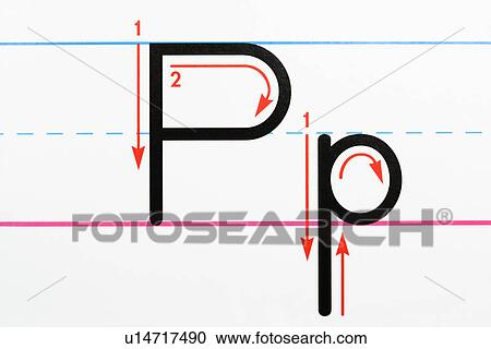 Handwriting Practice Clipart | Letters Format