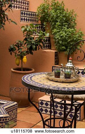 images italien style jardin patio chelsea fleur exposition c ramique meubles jardin. Black Bedroom Furniture Sets. Home Design Ideas