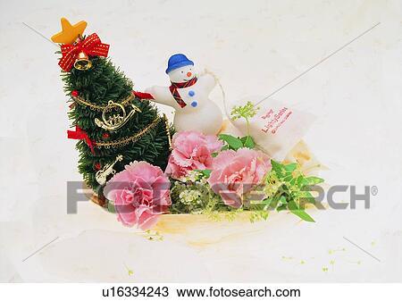 stock foto deko feiertag weihnachten glocke. Black Bedroom Furniture Sets. Home Design Ideas