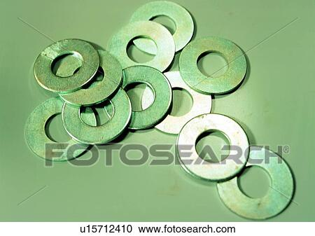 Stock Photography of hardware, ring, DIY, tool, washer u15712410 ...