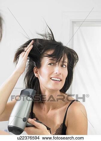 Máscaras de cabelo de perda e de crescimento com gengibre