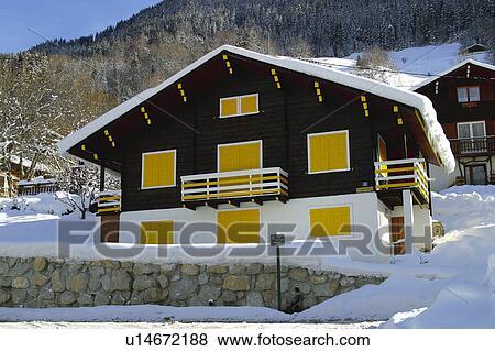 Immagini paesaggio di neve paesaggio paesaggi di for Stampe di baite