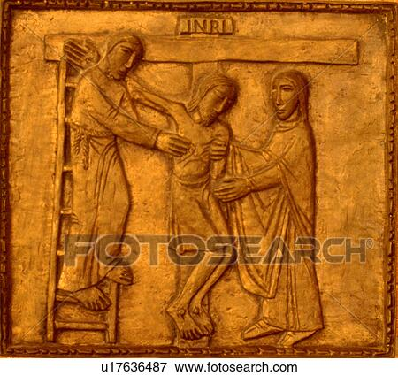 Image stations de les croix nombre treize j sus for Chiffre treize