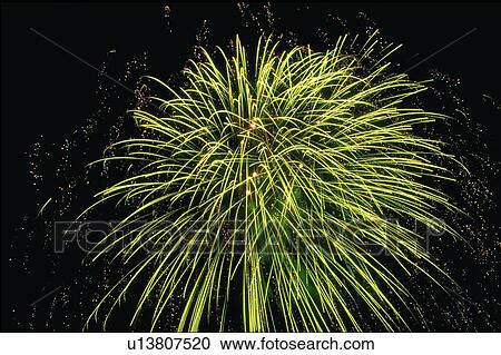 Stock Photography of Sky, Sparkle, Bright, Sparks, Event, Firework ...