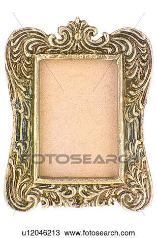 banque de photo bord cadre m tal cuivre classique u12046213 recherchez des images des. Black Bedroom Furniture Sets. Home Design Ideas