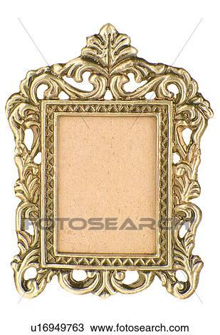 banque de photo bord cuivre m tal classique cadre u16949763 recherchez des images des. Black Bedroom Furniture Sets. Home Design Ideas