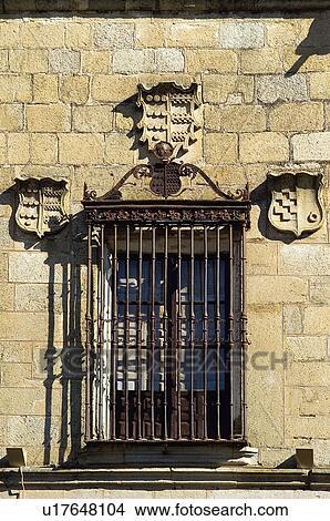 Banque de photo espagne espagnol b timent balcon grille fen tre architecture u17648104 - Grille qualification batiment ...