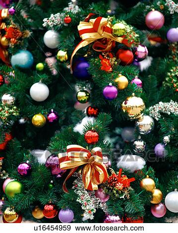 Colecci n de fotograf a objeto navidad decoraci n - Cinta arbol navidad ...