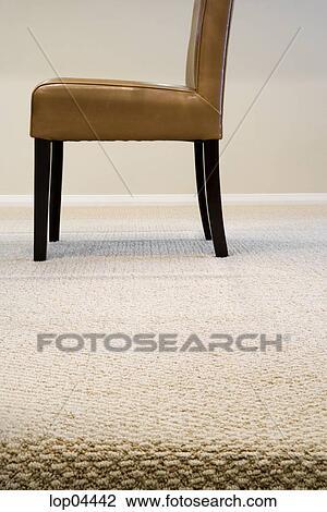 braune lederne k chenst hle m belideen. Black Bedroom Furniture Sets. Home Design Ideas