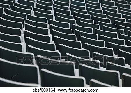 Old Olympic Stadium Tiers
