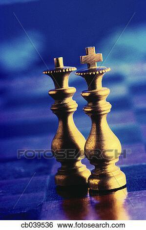 Stock Bild - koenig, und, königin, figuren. Fotosearch - Suche Stockfotografie, Posterbilder, Bilder und Foto-Clipart
