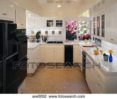 stock foto kueche are0052 suche stockfotografie fotodrucke fotos bilder und foto clip art. Black Bedroom Furniture Sets. Home Design Ideas