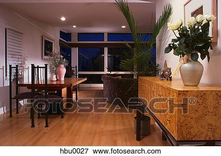 Bild - esszimmer hbu0027 - Suche Stockfotografie, Fotos ...