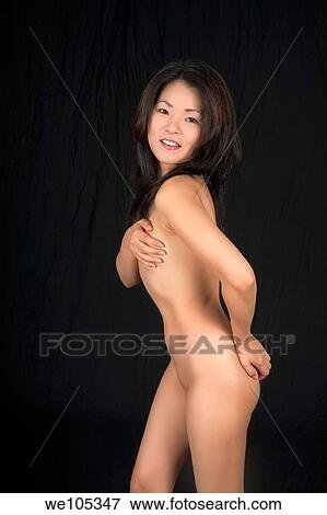 Asian Gallery N Stock Photo Asian Gallery Naked Picture Woman Nude Asian Woman