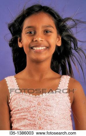 11 Year Old Indian Girl
