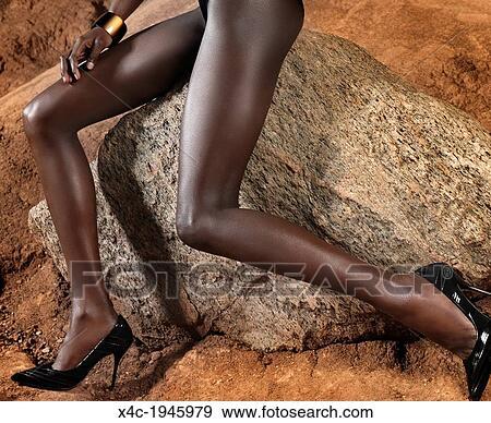strumpfhose und hohe ferse fotos