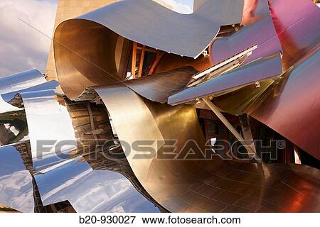 Picture Of Hotel Designed By Frank Gehry Bodegas Marques De Riscal
