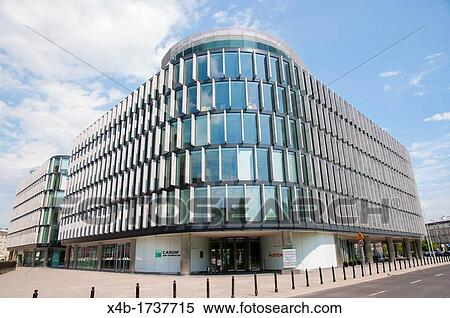 Norman foster office House Metropolitan Office Building 2003 By Norman Foster At Plac Pilsudskiego The Pilsudski Square Srodmiescie The Central Warsaw Poland Europe Archilovers Stock Image Of Metropolitan Office Building 2003 By Norman Foster At